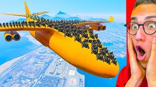 IMPOSSIBLE GTA 5 DON'T BE IMPRESSED CHALLENGE!