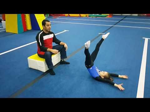 Cimnastikte Ağır Amud Nasıl Yapılır