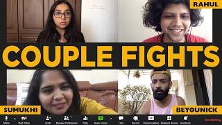 Quarantine Couple Fights | MostlySane