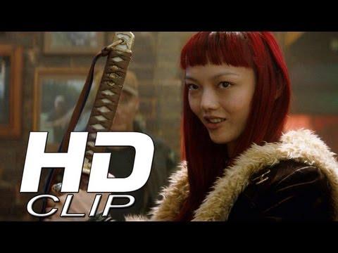 The Wolverine (Clip 'Yukio')