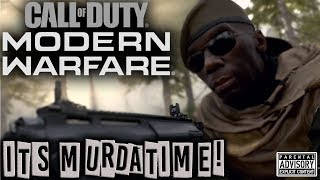 MODERN WARFARE | I F*CKIN LOVE/HATE THIS GAME!!