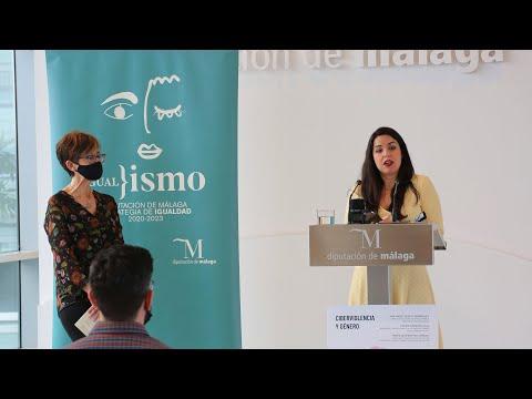 Presentación del ciclo de conferencias sobre ciberviolencia y género de la Diputación y la UMA