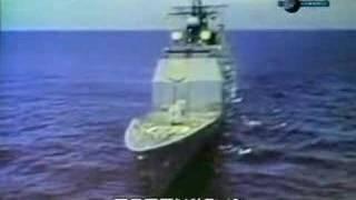 Ticonderoga-Class Cruiser