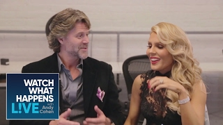 Gretchen Rossi & Slade Smiley Google Themselves | RHOC | WWHL