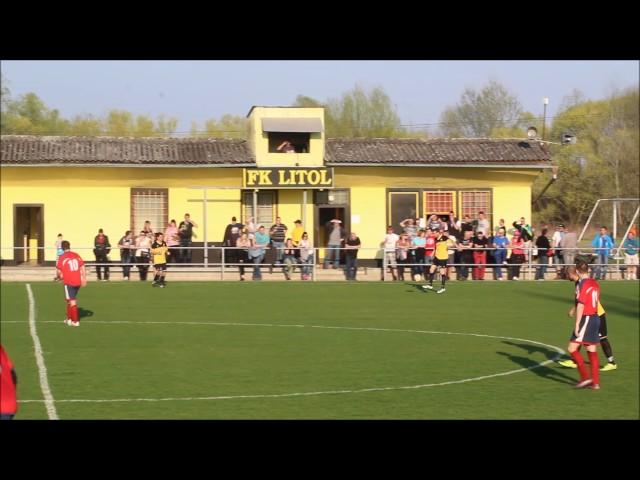1.4.17 FK Litol - Hořátev ( A-tým)