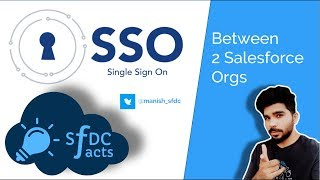 Single Sign-On (SSO) Between 2 Salesforce Orgs