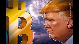 TRUMP BITCOIN TWEET UNLOCKS NEW ACHIEVEMENT FOR CRYPTO - Fed Chairman Bitcoin - Token Taxonomy Act