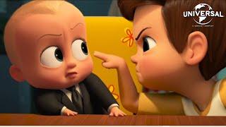 Universal Pictures EL BEBÉ JEFAZO: NEGOCIOS DE FAMILIA - ¡6 de Agosto en Cines! anuncio