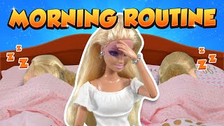 Barbie - Barbie's Morning Routine | Ep.311
