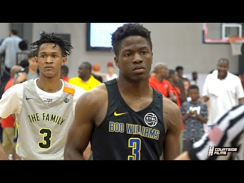 Zion Harmon Takes On MSU Commit Jalen Terry In Dallas! Big Time Guards Balled Out!