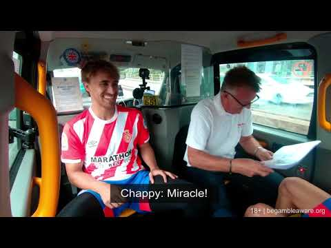 Watch how Man City's Chappy tackles tricky Gironin phrases…