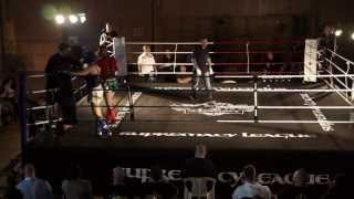Supremacy Amateur League III - Ervin Kljako vs Robin Cianelli