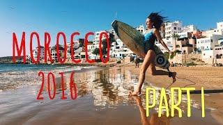 Смотреть онлайн Можно ли серфить в Марокко