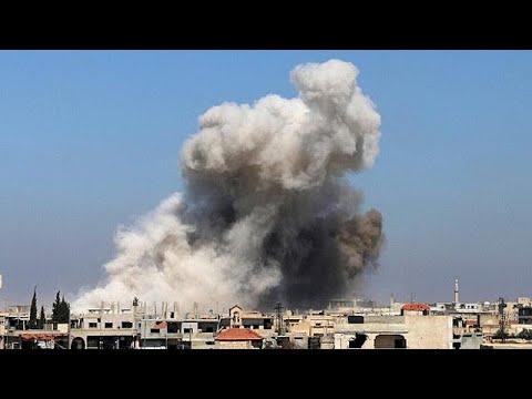 Συρία: Υπό τον έλεγχο του στρατού κομβικής σημασίας πόλη στην Αν. Γούτα…