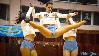 Черлидинг (хип-хоп команда) - Чемпионат Украины 2014