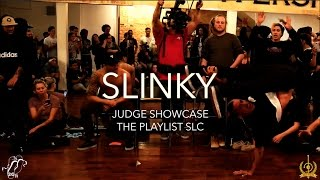 Slinky | Judge Showcase | The Playlist SLC Vol. 1 | #SXSTV