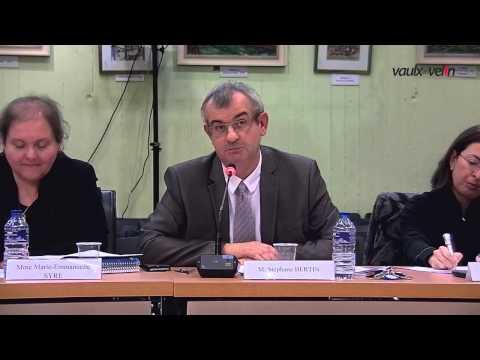 Conseil Municipal de Vaulx-en-Velin du 1 décembre 2015