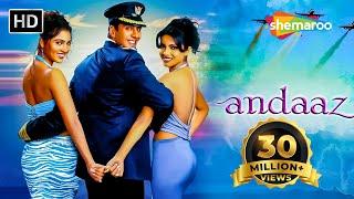 Andaaz Movie (2003) Full HD | Akshay Kumar | Priyanka Chopra | Lara Dutta | Aman Verma | Romantic