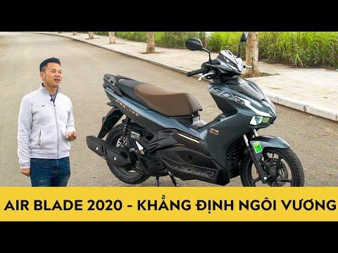 Chạy thử và Đánh giá Honda Air Blade 2020 - Khẳng định vị thế NGÔI VƯƠNG |Autodaily.vn|