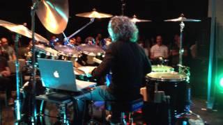 Simon Phillips. Live. Sydney 2013