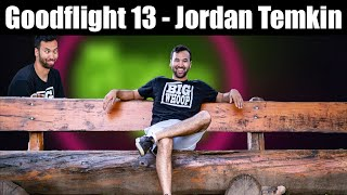 The Good Flight Podcast - Episode 13 - Jordan Temkin the 2x World Champion of Drone Racing