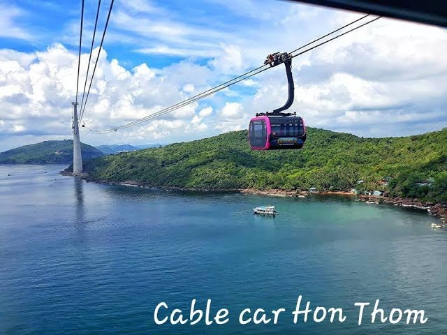 Cable car trip & visit 3 island | Phu Quoc_Snorkeling - Fishing