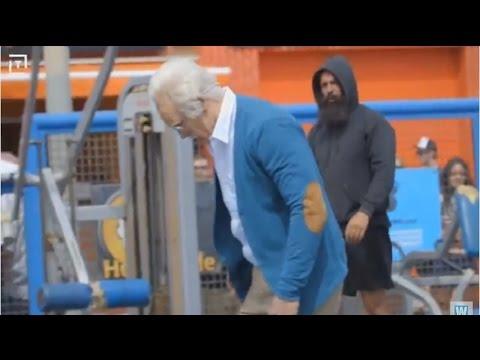 Vidio de la gimnasia para el adelgazamiento