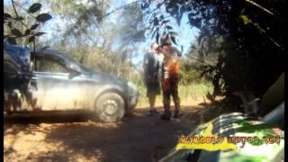 Gambar cover Acidente na trilha, YZ 450 x Fiat strada (marcelo motos scs) 13/07/2013