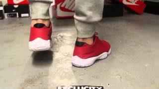 20e676c1097 ... promo code for air jordan future low 3m mesh on feet video at exclucity  3a907 130f4