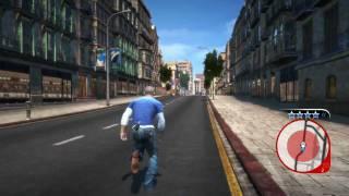 Wheelman - gameplay PC