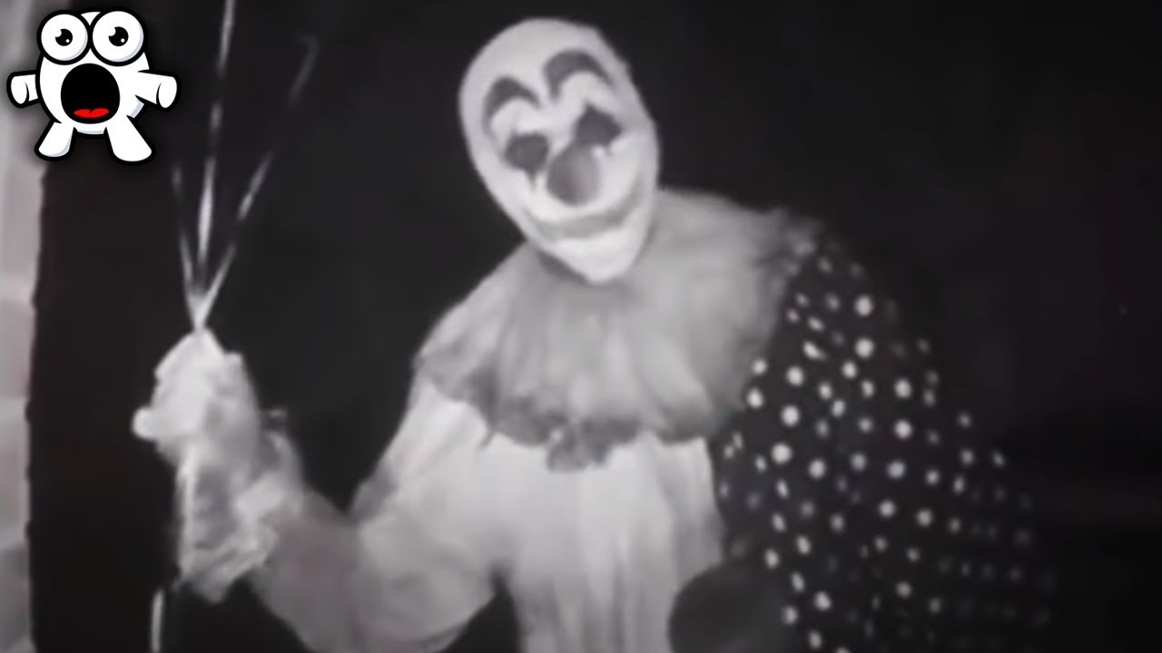 Top 10 Creepiest Things Caught On Camera On Halloween