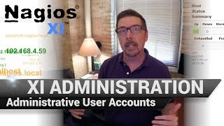 Managing Administrative User Accounts in XI