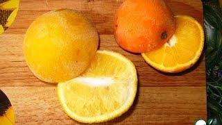 Смотреть онлайн Вкусный напиток из апельсинов в мультиварке