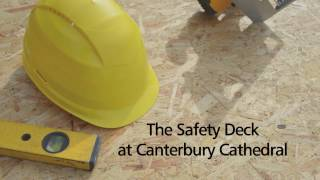 Safety Deck at Canterbury Cathedral