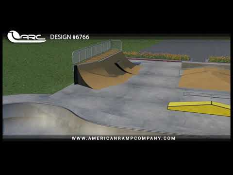 Mitchell SD Skate Park Expansion Design