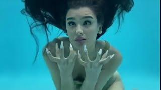 Дина Саева под водой  все видео.  Тикток.  Тренды.  Tiktok.  Trends. Dina. Dina saeva.