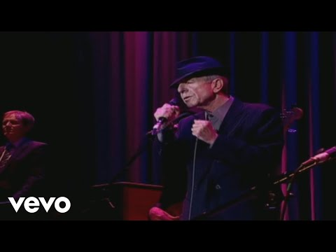 Leonard Cohen - Take This Waltz (Live in London)