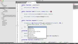 Generating PDF files with PHP: Automatic PDF file download (7/7)