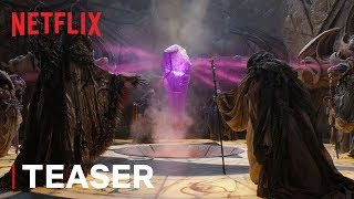VIDEO: THE DARK CRYSTAL: AGE OF RESISTANCE – Teaser Trailer
