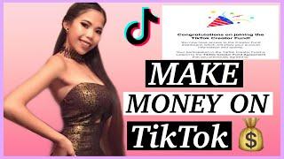 HOW TO MAKE MONEY ON TIKTOK-TikTok Creator Fund 💰😱😍 | Pinay TikToker | Gemmalyn Clay