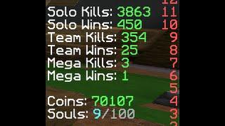 Minecraft Hypixel - SkyWars #4 - 450 WINS, Oh My Goodness!