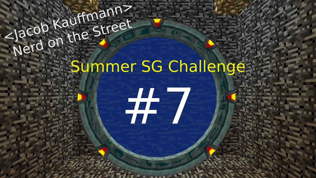 Episode 7 - Summer SG Challenge
