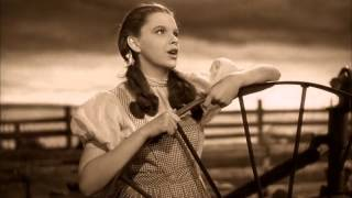 """Over the Rainbow"" — Judy Garland, The Wizard of Oz (1939)"