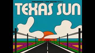 Khruangbin and Leon Bridges Texas Sun Music