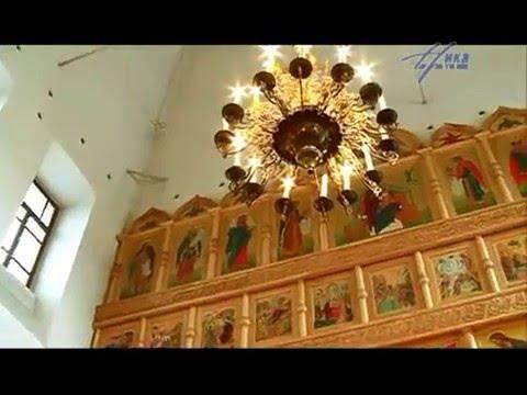 Москва сосенки казанский храм