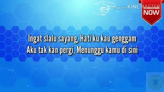 ANJI - Menunggu Kamu lirik   (Official Lyrics) ost Jelita Sejuba