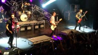 All Time Low - Kicking and Screaming @ Melkweg // 4-4-2017
