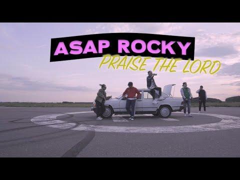 A$AP ROCKY - 'Praise The Lord (Da Shine)' ft. Skepta (Skit)