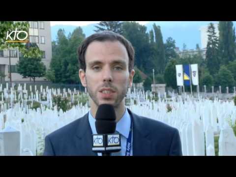 Pape François à Sarajevo : jamais plus la guerre