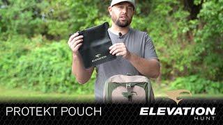 Protekt™ Multi-Purpose Accessory Pouch - Elevation HUNT